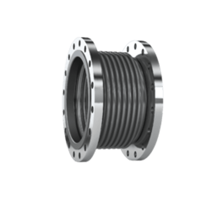 Axial expansion joints ABN stainless steel Witzenmann